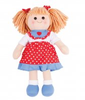 Emily Doll by Bigjigs Toys