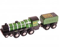 Bigjigs Rail - Flying Scotsman