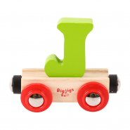 Letter J - Bigjigs Name Train