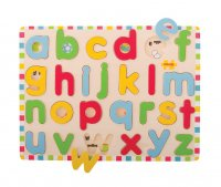 Alphabet Lower Case Puzzle