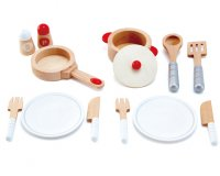 Cook and Serve Set by Hape
