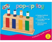 Pop Up Toy - Baby Toy 12+ months from Galt