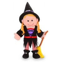 Witch Hand Pupprt