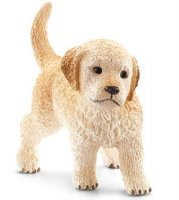 Golden Retriever Puppy - Schleich