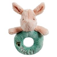 Classic Piglet Ring Rattle