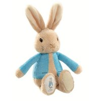 Peter Rabbit - Bean Rattle Baby Toy
