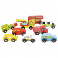 Vehicle Pack - Bigjigs Rail