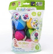 Lalaboom Beads 12 Piece Bag