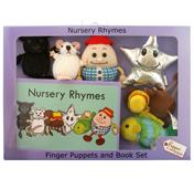 Nursey Rhymes - Finger Puppet Set